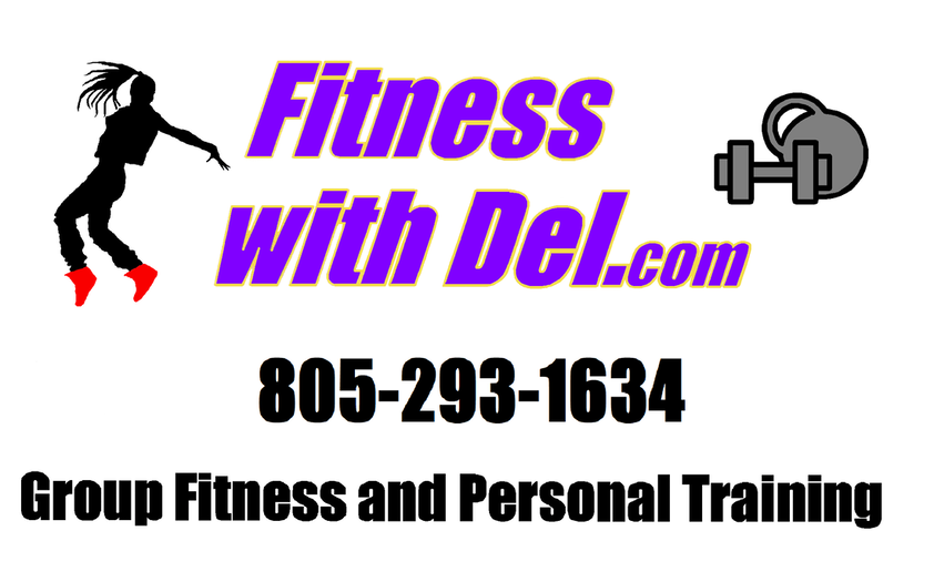 Fitness with Del, 805-409-7153
